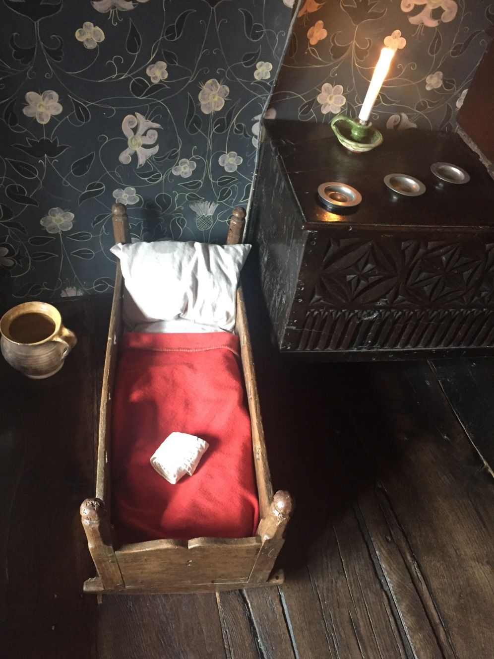 William Shakespeare's Cot